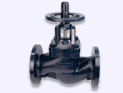 zoloto Cast Iron Double Regulating Balancing Valve (Flanged) With Nozzle