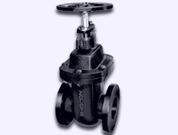 zoloto-cast-iron-sluice-valve-pn-1-0-flanged-with-rising-stem